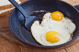 What Is Non-Stick Cookware Made Of?